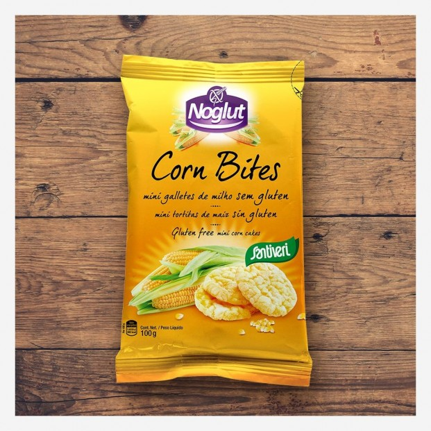 Tortitas de Maíz Mini Corn Bites