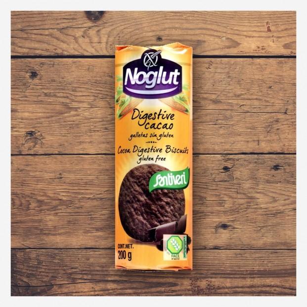 Galletas Digestive Cacao