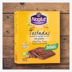 Tostadas Bañadas en Chocolate con Leche